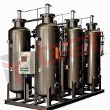Generador de calidad superior del nitrógeno de la pureza elevada del patín
