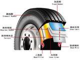 Tela sumergida de la cuerda del neumático del nilón 6 para la banda transportadora