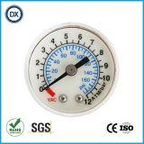 gaz ou liquide 003 45mm médical de pression de fournisseur de mesure de pression atmosphérique