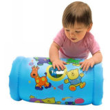 Juguete inflable del rodillo del bebé de interior del PVC o de TPU