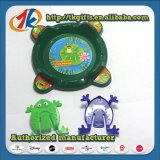 2017 Hete Plastic het Springen van de Verkoop Kikker, het Stuk speelgoed van het Spel van de Kikker voor Jonge geitjes