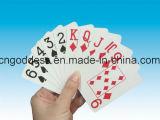 PapierPlayingcards Plastiküberzug