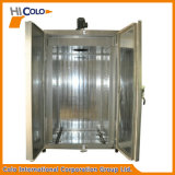 Forno di trattamento elettrico della casella dei portelli caldi di vendite due