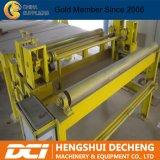 Cadena de producción del proceso de fabricación de la tarjeta del equipo de la tarjeta de yeso