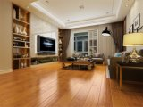 Suelo de múltiples capas impermeable de madera sólida para Livng Romm