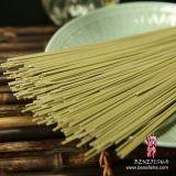 Macarrones secos instantáneos del té verde