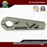 CNCアルミニウムアームスポーツの使用によってカスタマイズされる金属CNCの機械化