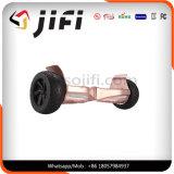 """trotinette"" elétrico do balanço esperto da roda de 350W Jifi dois"