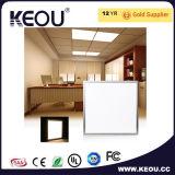 SMD2835 PF>0.9 620X620mm LEDのパネルの暖かく白いですか中立白くか涼しい白