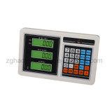 Пол цифров подсчитывая веся маштаб с индикацией LED/LCD