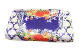 Изготовленный на заказ бумажник ткани печатание для женщин