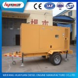 Weichai 160kw Portable Trailer Type Generator Set for Standby Power