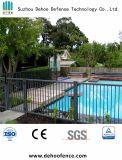 Schwarzes Eisen-Pool, das mit Qualität für Schutz und Dekoration ficht