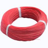 Cable suave aislado 18AWG del caucho de silicón con UL3132