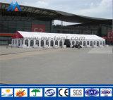 Tentes en aluminium imperméables à l'eau d'événement d'usager de PVC de bâti avec le plancher en bois