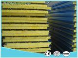 Barato ayuna el panel de emparedado de la fibra de vidrio/la tarjeta construidos para la pared interior/exterior