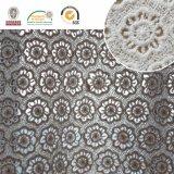 Bei disegno del tessuto 2017 floreali del merletto più nuovo per la signora Dresse10035