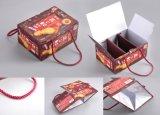 Низкая цена оптовой продажи коробки подарка бумаги коробки еды