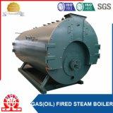Chaudière à vapeur au fuel approuvée de la CE avec le brûleur à mazout