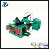 Aluminiumdosen-Presse-Maschine/verwendete Altmetall-Ballenpresse-/Metallabfallverwertungsanlagen-/Hydraulic-Metalballenpresse, die Pressen bürgt