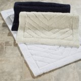 Juaquard Tufted Microfiber Simple Modern Custom Bath Bath Rug