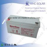 batteria profonda del AGM del ciclo di 12V 150ah per il sistema solare dell'UPS
