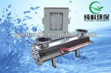 Sterilizer UV da água do aço inoxidável de Chunke 304/316L