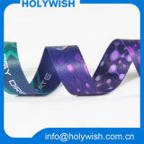 Partei-Farbband der Polyester-Abzuglinie-25mm mit kundenspezifischem Firmenzeichen