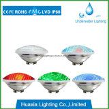 Indicatori luminosi subacquei della piscina del LED con il posto adatto del PC