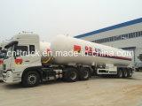 Reboque da entrega do gás de Hotsales 24500kg 58.8m3 LPG do baixo preço