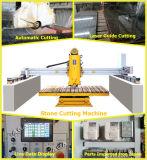 Máquina de piedra automática del granito de la cortadora del puente/de mármol del cortador