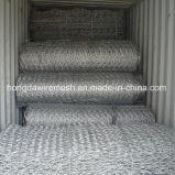 직류 전기를 통하는/PVC 입히는 2X1X1의 안핑 공장 철망사 Gabion