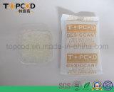 DMF liberan el paquete cristalino del gel de silicona