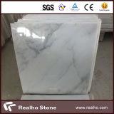中国の東の白い大理石の平板のタイル