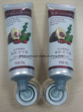 手のクリーム色の包装のためのAblのアルミニウム障壁によって薄板にされる管