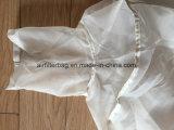 Weiße Nylonfiltertüte