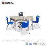 협조적인 배우는 교실 학교 가구를 위한 대중적인 신식 대화식 교실 테이블