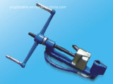 A ferramenta de tensão da cinta plástica para a cinta amarra 6.4mm-19mm