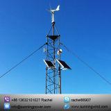 太陽風のハイブリッドパワー系統、太陽風のエネルギー・システム