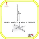 Aluminium van het Been van de Basis van de Lijst van de Delen van de Hardware van het meubilair het Mobiele Vouwende