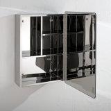 Мебель западной прямоугольной ванной комнаты Frameless международная с зеркалом