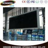 Visualización de LED a todo color de interior de alta resolución P6 para hacer publicidad
