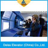 Ti-Покрынный лифт дома пассажира виллы плавного хода селитебный
