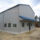 Edifícios de exploração agrícola agriculturais da construção de aço para a venda