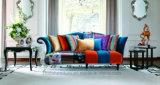 Хон/живя мебель софы угла ткани комнаты