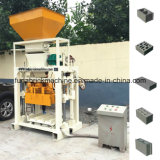 Bloque hueco concreto semi automático Qt40c-1 que hace la máquina