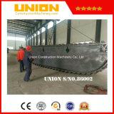 Pontone idraulico del telaio Ucm220g01 per l'escavatore anfibio