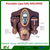 기계 Mslhf09를 형성하는 진공 롤러 바디를 체중을 줄이는 2017년 세륨 승인 휴대용 Hifu 바디