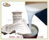 Moldes líquidos del caucho de silicón de RTV para el concreto