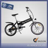 電気に折る黒いシリーズは36Vのリチウム電池の自転車に乗る(JSL039B-3)